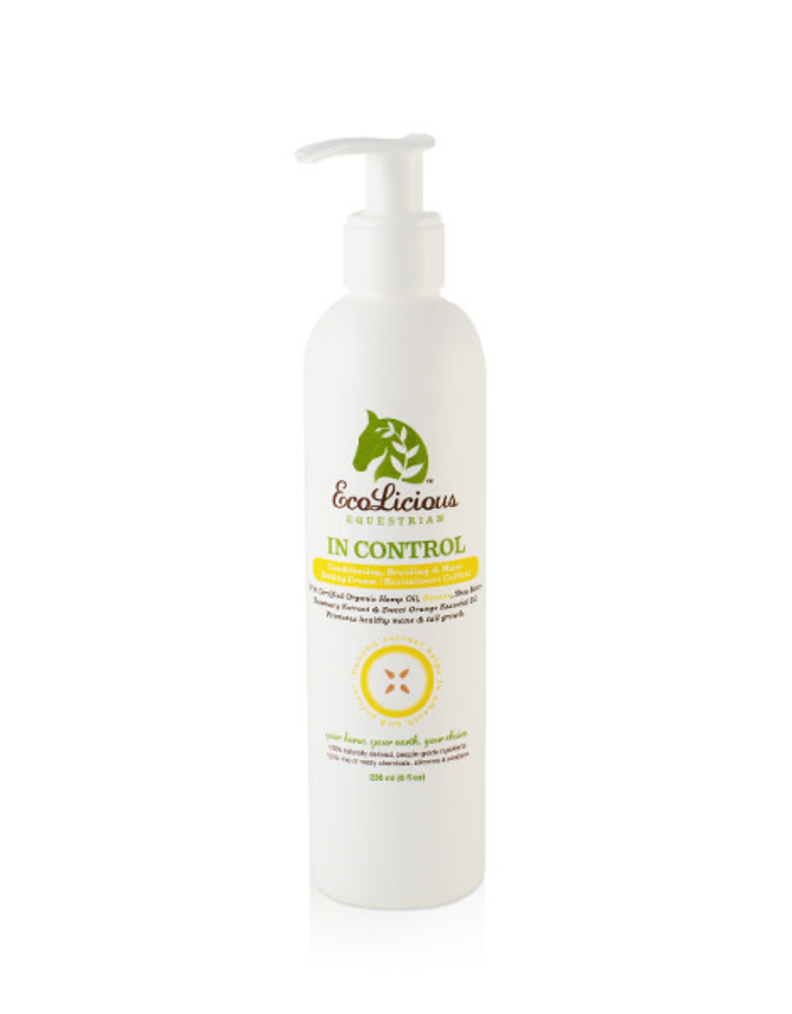 EcoLicious IN CONTROL (CONDITIONING MANE SETTING CREAM)