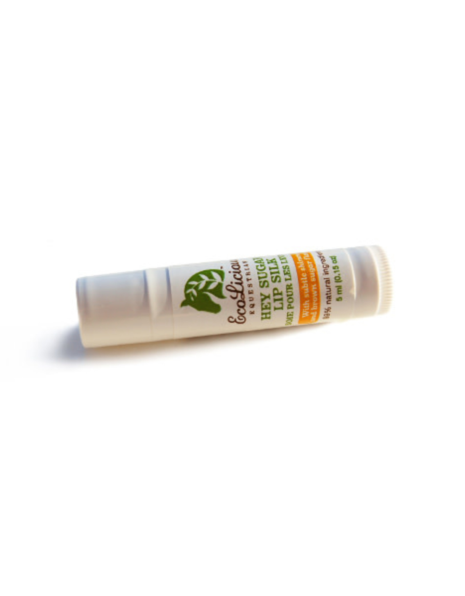 EcoLicious HEY SUGAR LIP BALM