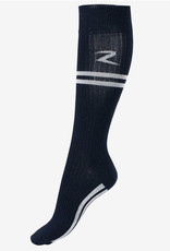 HORZE SUPERSTRETCH STRIPE RIDING KNEE SOCKS