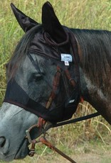 CASHEL QUIET RIDE FLY MASK STANDARD WITH EARS