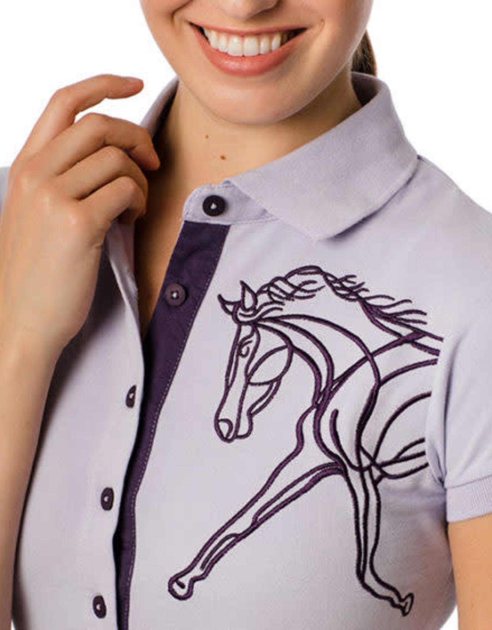 HORSEWARE IRELAND FLAMBORO PIQUE (POLO)