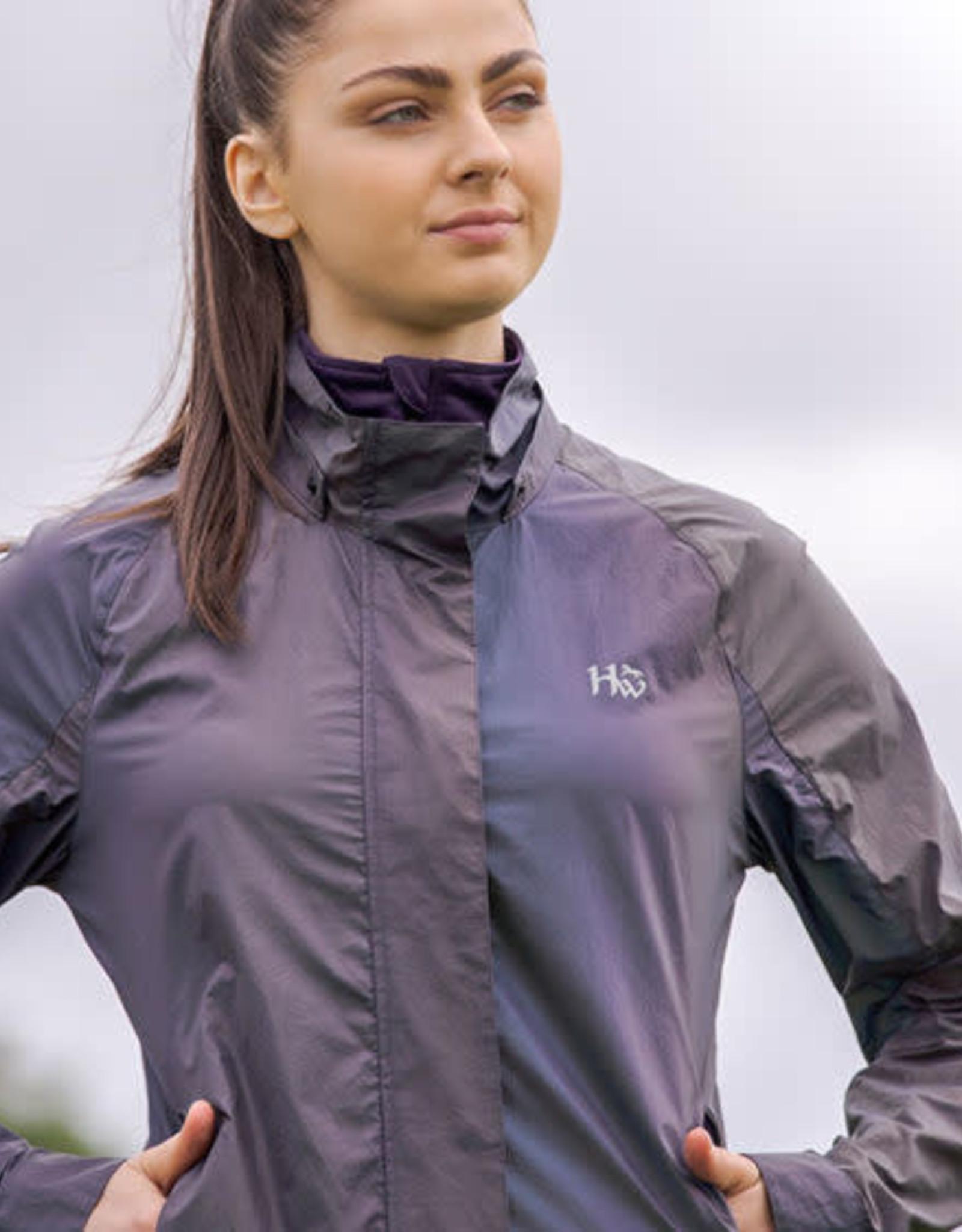 HORSEWARE IRELAND RAINBOW REFLECTIVE JACKET