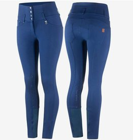 HORZE TARA FULL KNEE PATCH  BREECHES (HIGH WAIST)