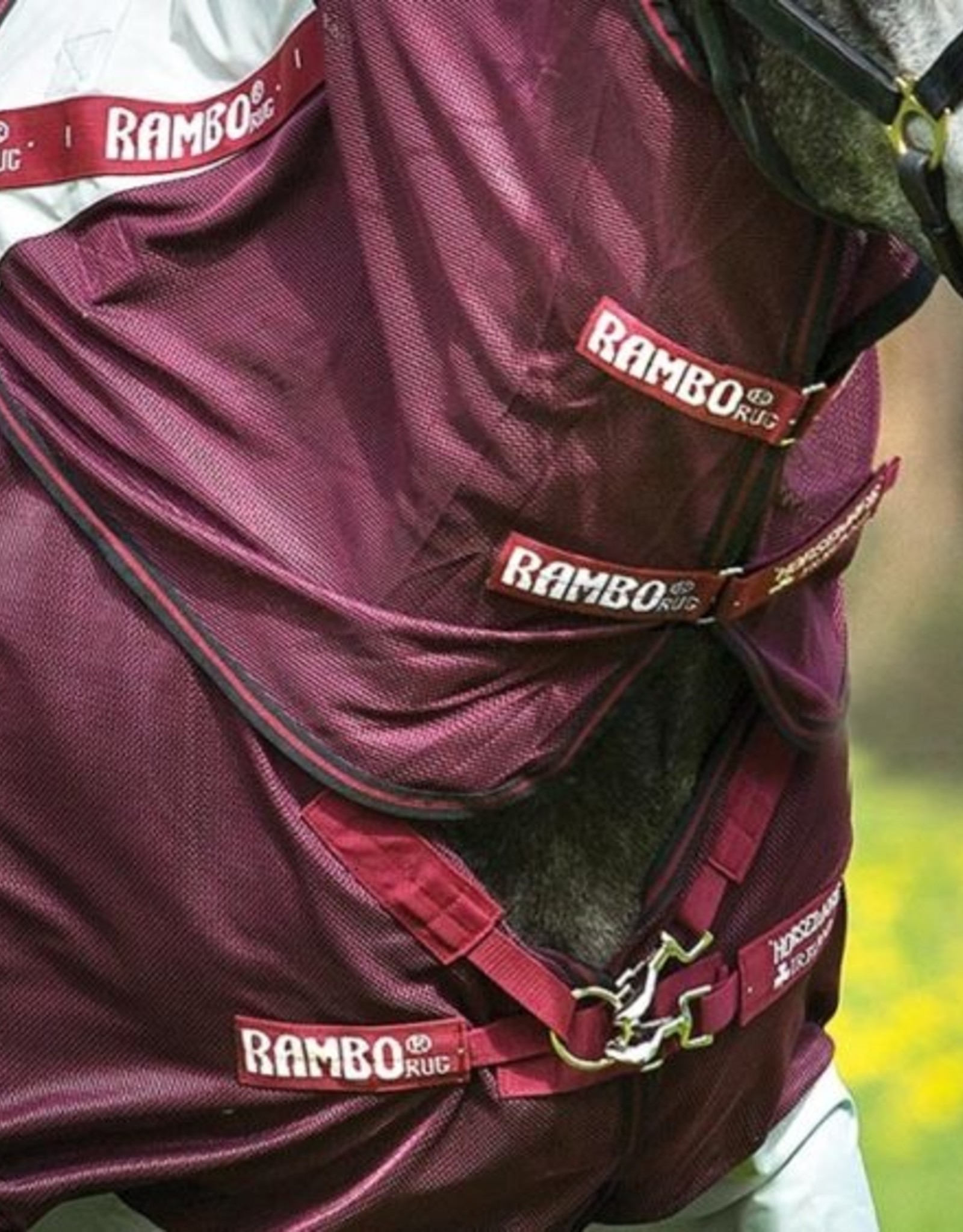 RAMBO SUMMER SERIES TURNOUT 0G