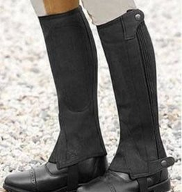 CAN-PRO SUEDE HALF CHAPS