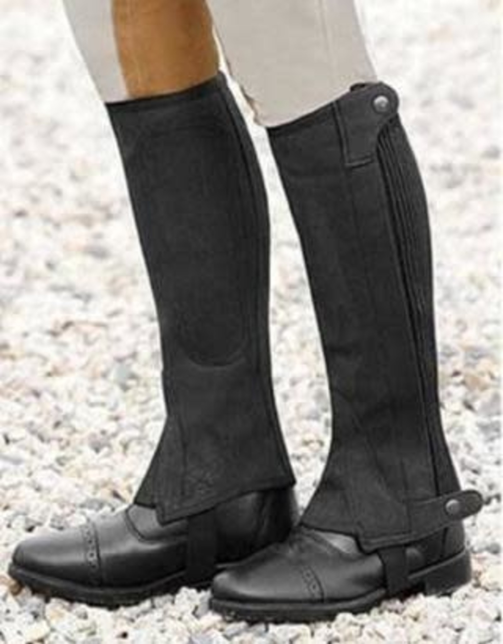 CAN-PRO CHILDS SUEDE HALF CHAPS