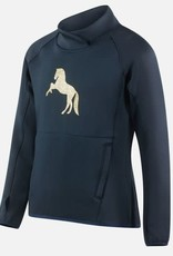 HORZE KIDS EMILIA LONG SLEEVE TECHNICAL TOP