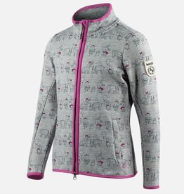 HORZE KIDS CHERYL COLLEGE JACKET
