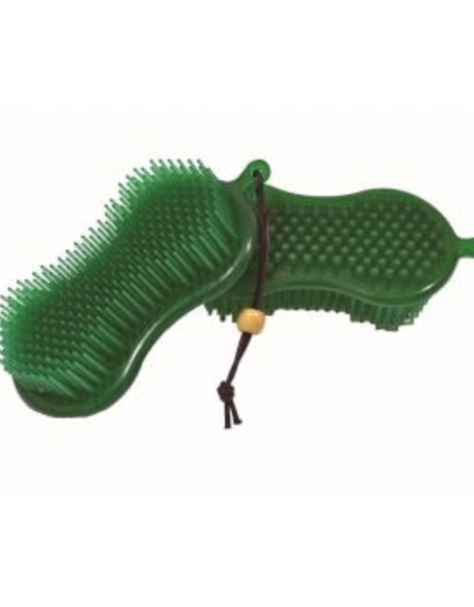 ECO PURE JELLY RUBBER TWO-SIDED WONDER BRUSH