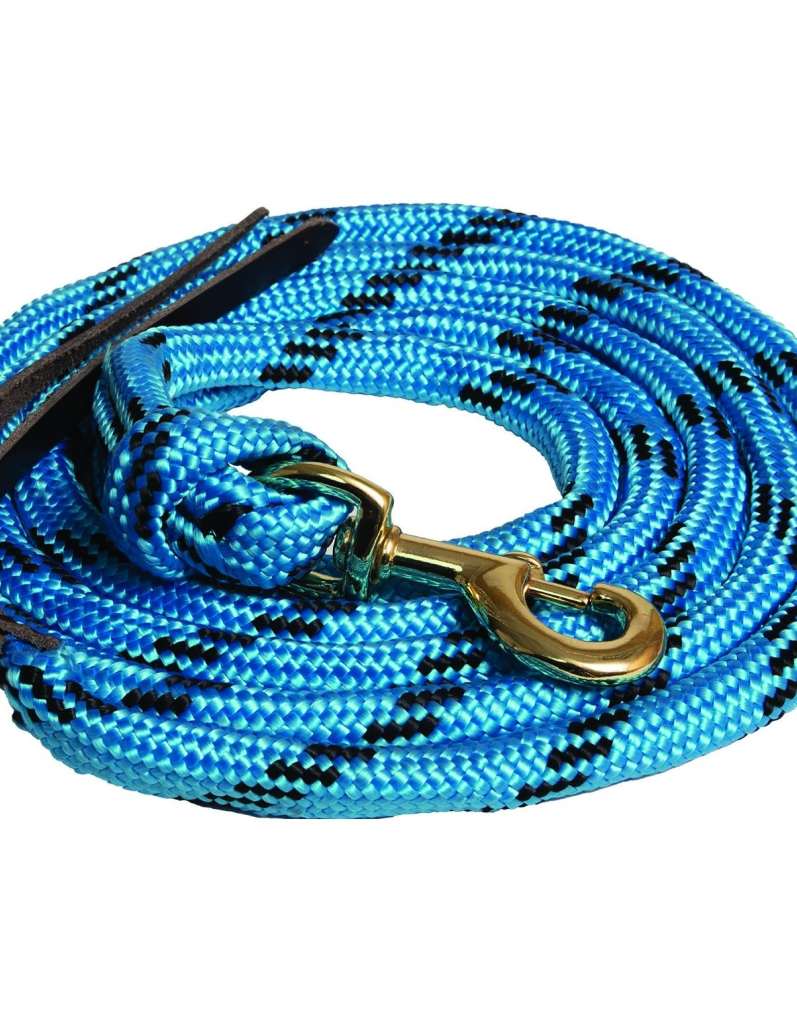 MUSTANG COWBOY POLY LEAD ROPE