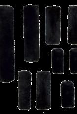 WALSH Genuine Sheepskin Halter Covers - Full Set