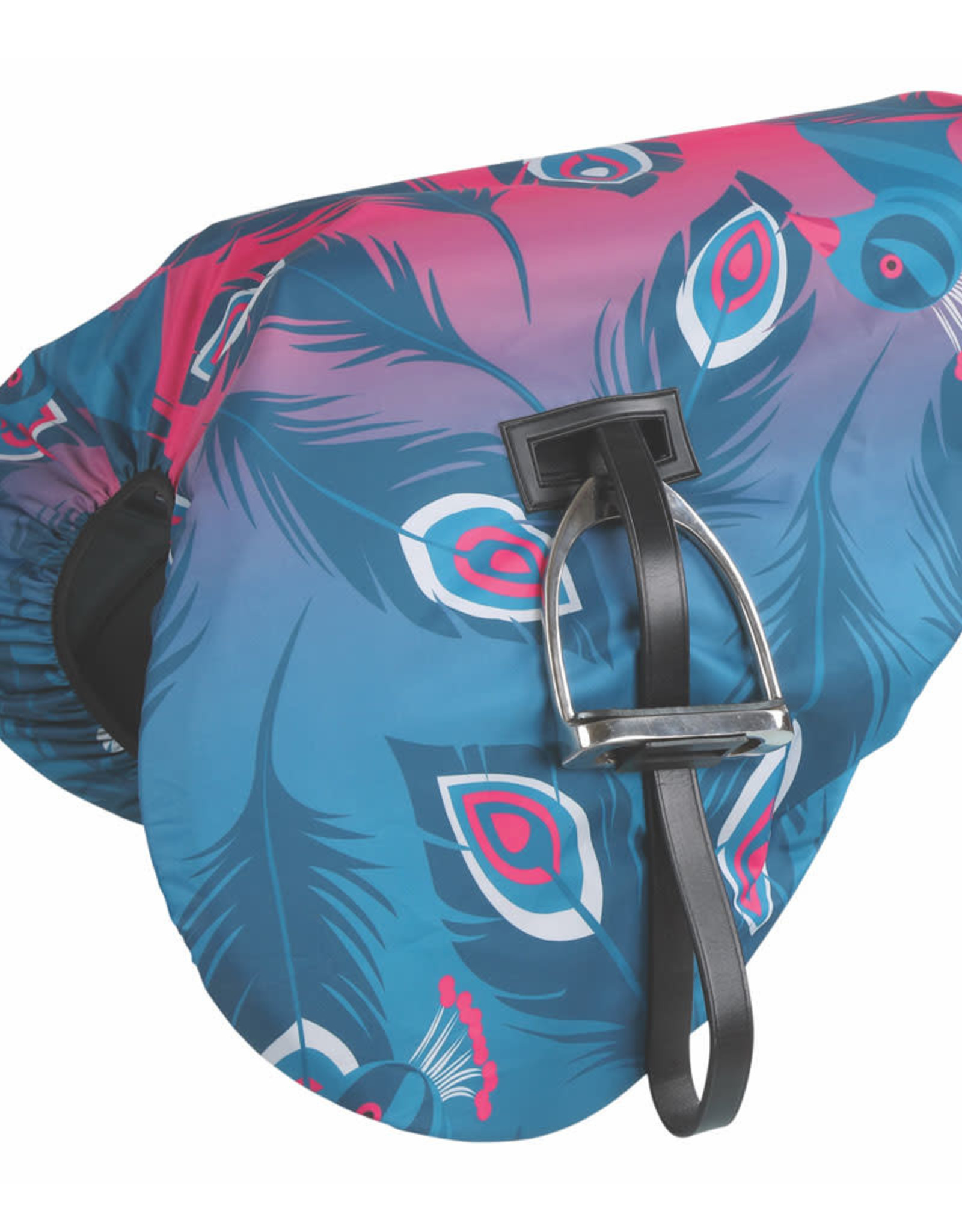 SHIRES RIDE ON SADDLE COVER