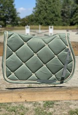 BACK ON TRACK NIGHTS COLLECTION JUMP SADDLE PAD