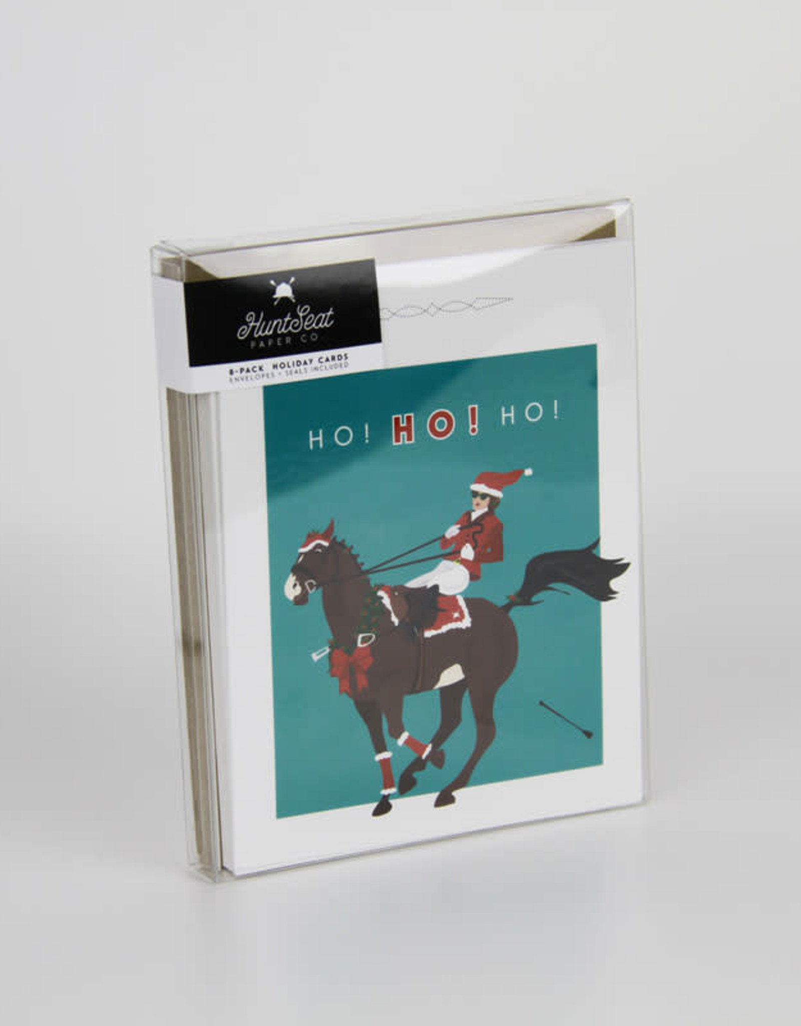 HUNTSEAT PAPER CO. HOLIDAY GREETING CARD - BOX SET