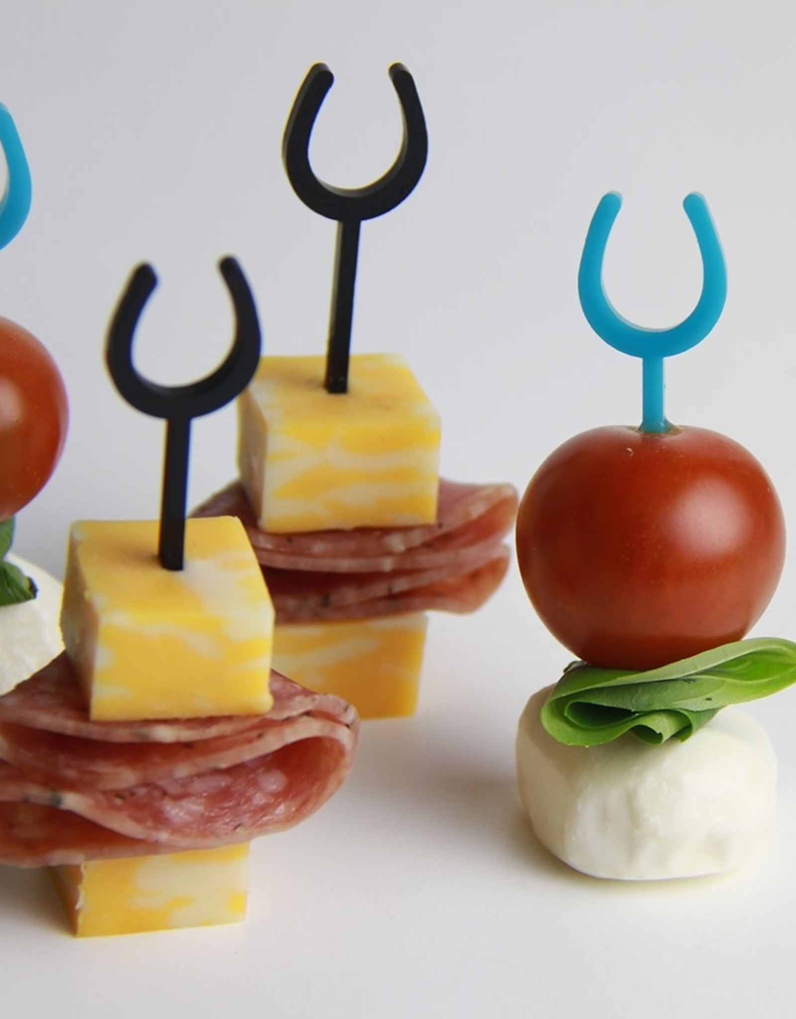 HUNTSEAT PAPER CO. HORSE D'OEUVRES STICKS - SET OF 30