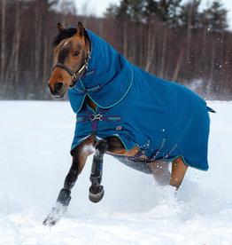 HORSEWARE IRELAND RHINO PLUS TURNOUT (100g Lite)