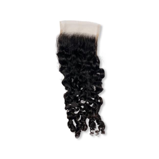 Soft Curl Closure