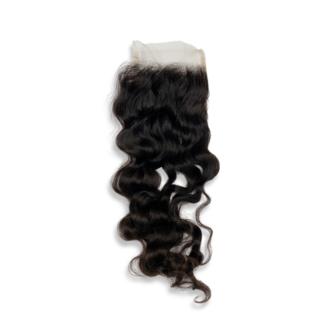 Curly Wavy Closure