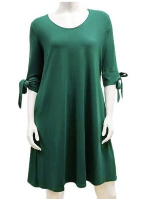 Gilmour Clothing Bamboo Tie Dress