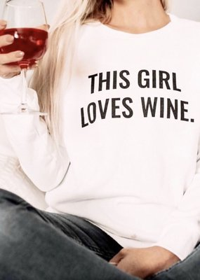 State of Grace Wine Sweatshirt