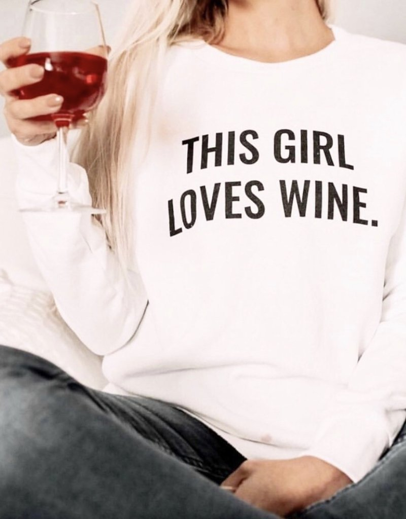 State of Grace Wine Sweatshirt