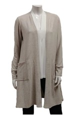 Gilmour Clothing Melange Cardigan