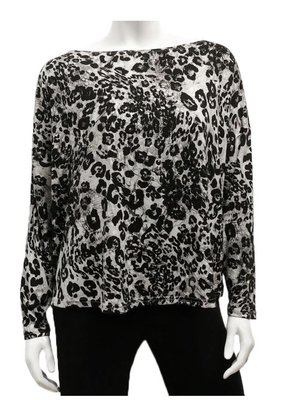 Gilmour Clothing Print Rayon Top