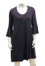 Gilmour Clothing Bamboo Flounce Dress