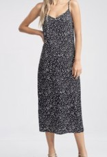 Misc Dots Slip Dress