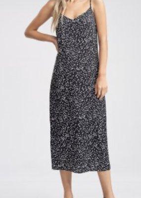 Misc Dots Slip Dress