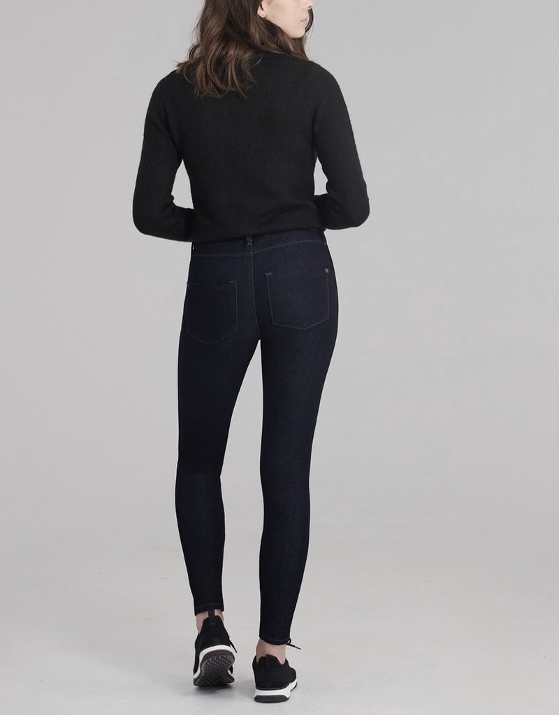 Yoga Jeans Dark Blue Skinny