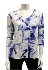 Gilmour Clothing Rayon Tye Top