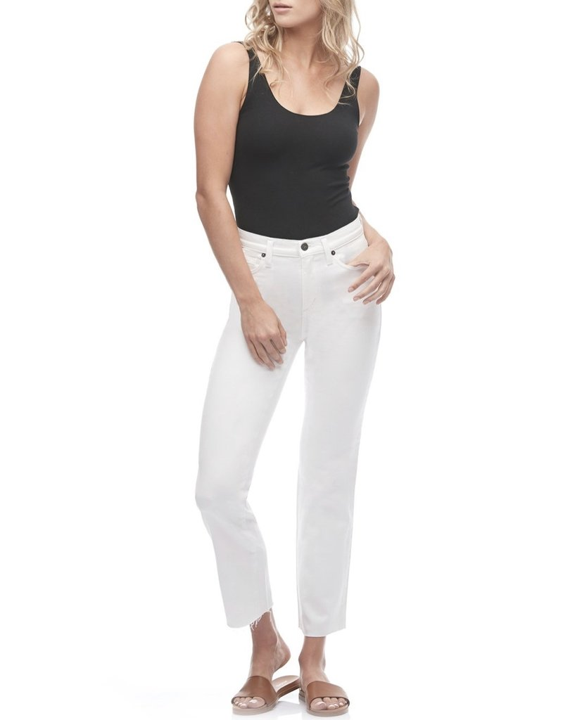 Yoga Jeans Straight Fray Slim