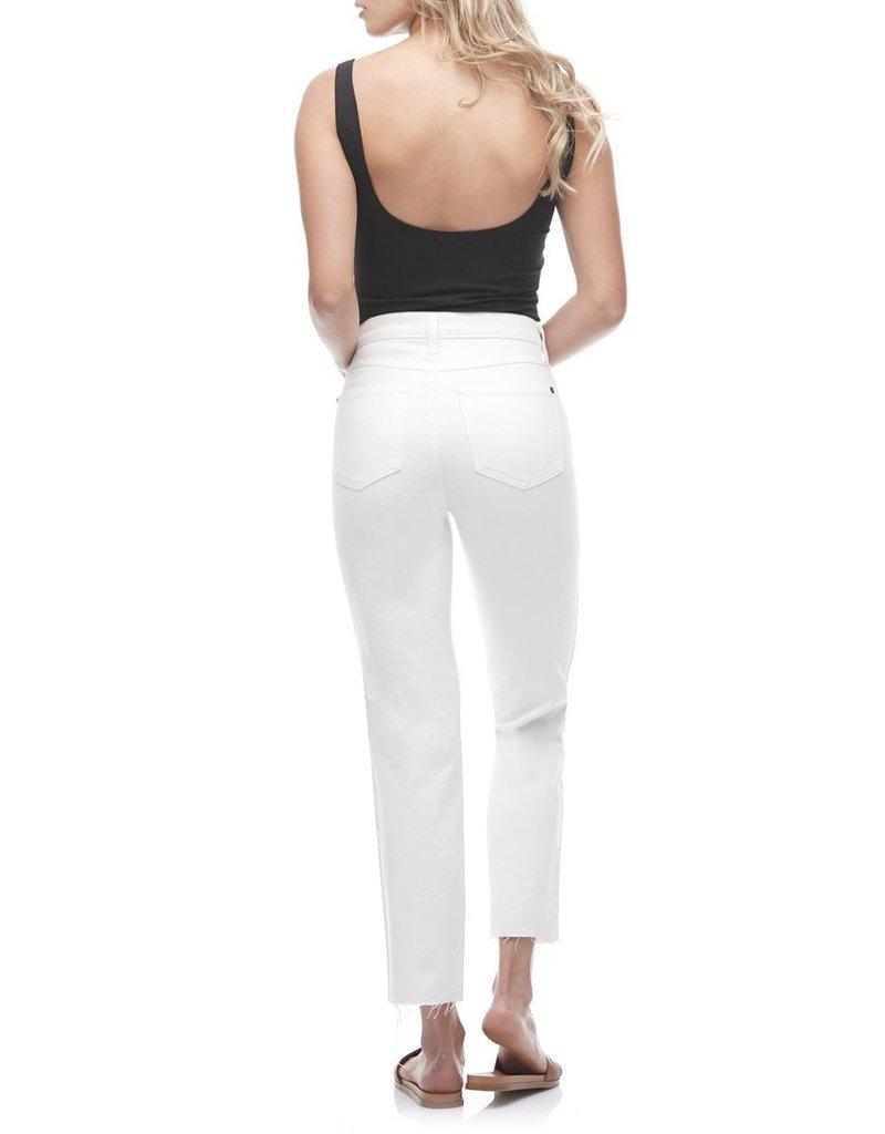 Yoga Jeans Straight Fray Slim