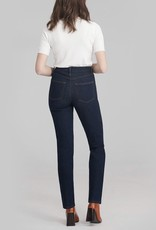 Yoga Jeans High Rise Straight Leg