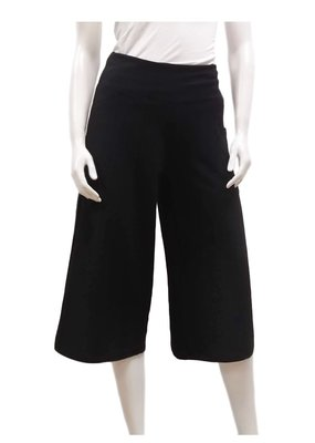 Gilmour Clothing Bamboo Gaucho Pant
