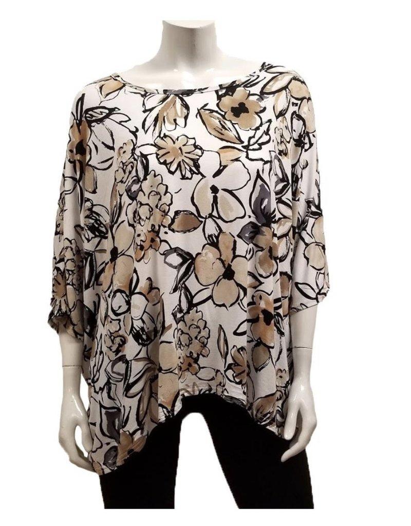 Gilmour Clothing Rayon Drapey Print