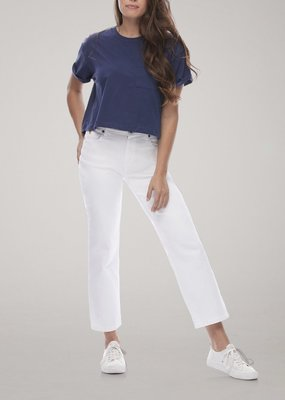 Yoga Jeans Straight Crop