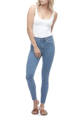 Yoga Jeans Ocean Blue