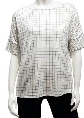 Gilmour Clothing Bamboo Cuff Tee