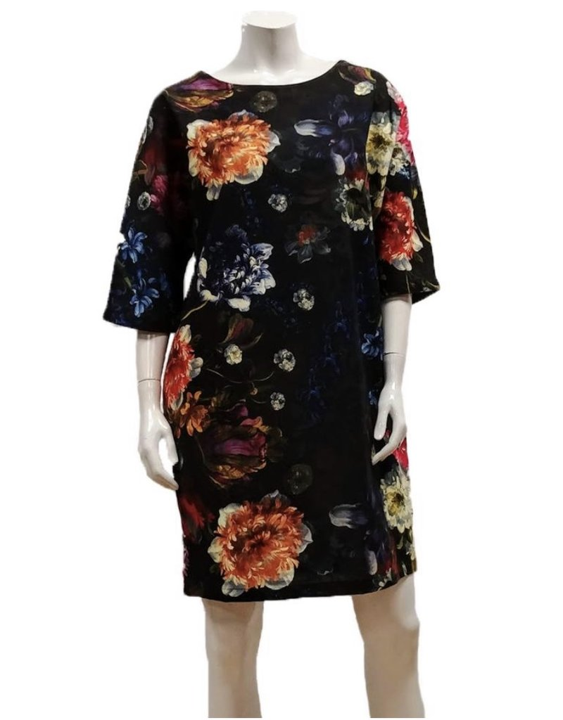 Gilmour Clothing Cotton Floral Dress