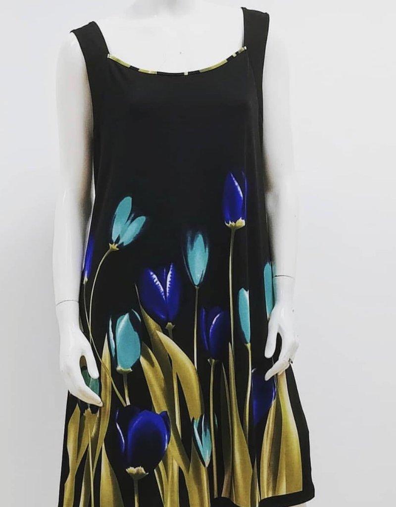 Gilmour Clothing Tulip Tank Dress