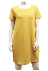 Gilmour Clothing Bamboo French Terry Dress