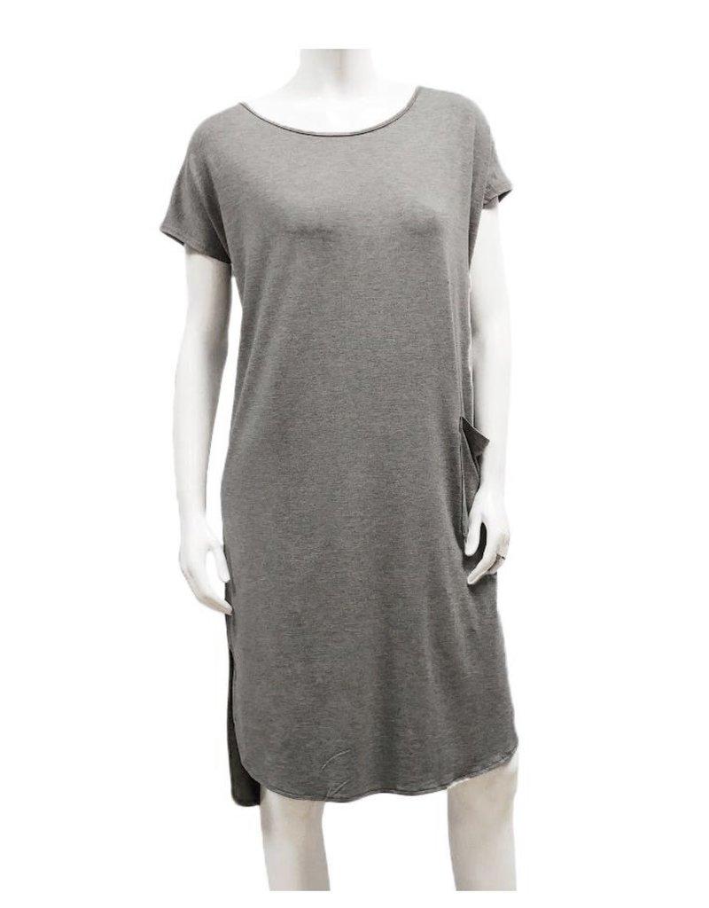 Gilmour Clothing Bamboo Shirtail Dress