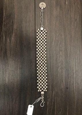 Misc Chain Dot Link Bracelet