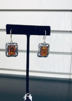 Misc Baltic Amber Earring
