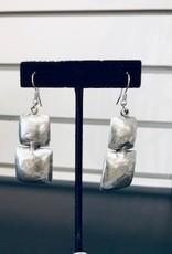 Misc Hammer Block Earrings