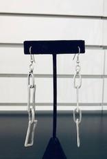 Misc Chain Link Earrings