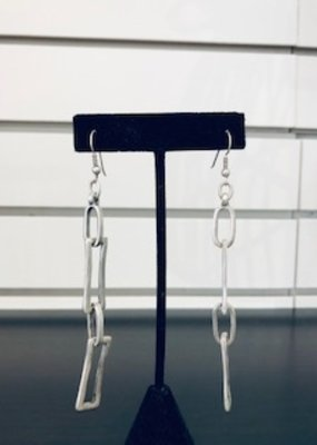 Misc Chain Link Earrings