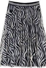 Garcia Zebra Maxi Skirt